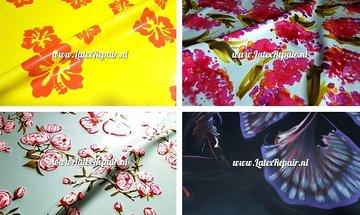 Blumen latex