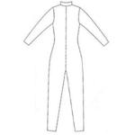 Patroon om zelf een latex catsuit te maken