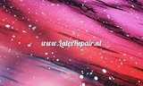 Exclusief latex - Galaxy Ombré Pink Red 03