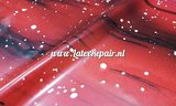 Exclusief latex - Galaxy Ombré Pink Red 05