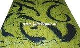 Olijfgroen natuurlijk groen latex spetters splatter splashes 02