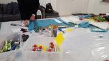 Workshop latex kleding bh corset maken Linschoten Nieuw Weerdinge LatexRepair 14