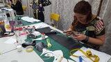 Workshop latex kleding bh corset maken Linschoten LatexRepair