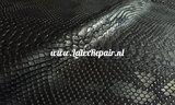 Latex sheet stof slangenhuid snakesking slangenhaud