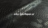 Exclusief latex - 3D structuur Slangenhuid snake 1 kleur_