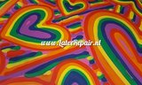 regenboog rainbow pride latex