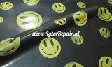 latex sheet acid house smiley latex