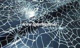 latex rubber spinnenweb