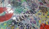 Latex sheet - Mixed art 1218