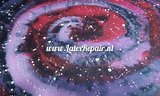 Latex sheet - Galaxy Swirl 1259