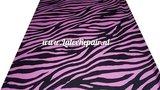 Latex sheet - Zebra pink/black 1306