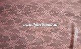 Latex met vintage kant lace look 001