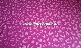 Latex leopard luipaard tijger printje patroon patterned sheet latex pink 02