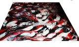 Latex sheeMarmer effect latex stof sheet fabrict met marmer effect marbled marmor