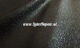 Latex met relief van cracked ice 3d sheet om latex hoody te maken
