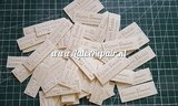 Latex rubber kleding clothing labels tags 04