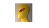 Patroon voor latex masker hood 7 delen groot klein