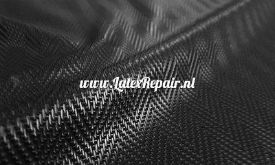 Exclusief latex - Structured Tweed Herringbone
