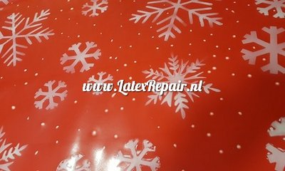 Exclusive latex - Xmas snow and ice