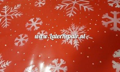 Exklusiver Latex - Xmas snow and ice