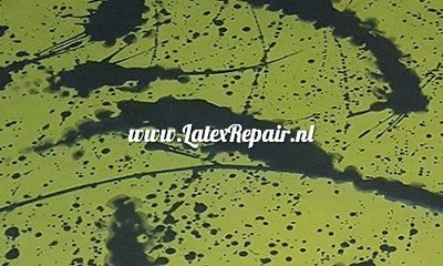 Exclusief latex - Spetters 09