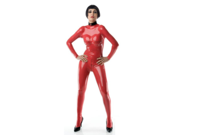 Latex thickness 0.40 | Claret/Raspberry Pink