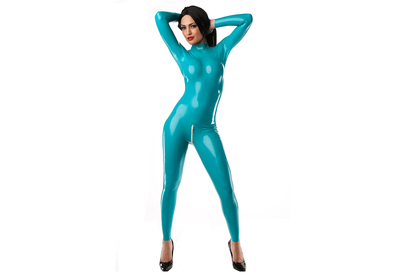 Latex thickness 0.25 | Turquoise