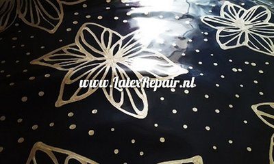 Exclusive latex - Flowers large
