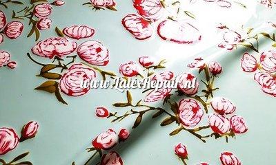 Exclusief latex - Bloemen pioenrozen