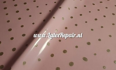 Exclusive latex - Dots regular 04