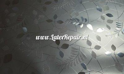 Exclusief latex - 3D structuur Lente