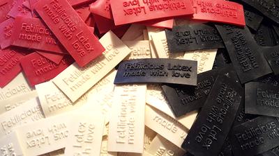 Latex labels - Vervolgbestelling