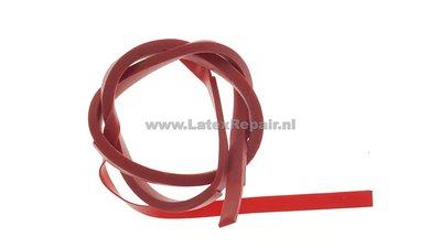 Latex strookjes afmeting 0,7 cm breed