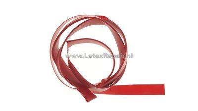 Latex strookjes afmeting 1,5 cm breed