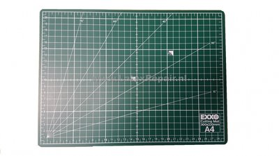 Cutting mat A4 (21x30cm)