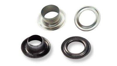 Nestels / Eyelets met ring