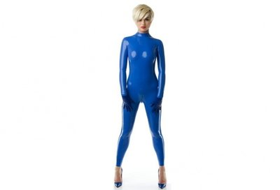 Latex thickness 0.25 | Mid blue