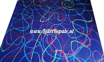 Special latex sheet Dubbelzijdig 2
