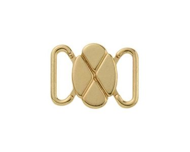 bikinisluiting goud klaverblad