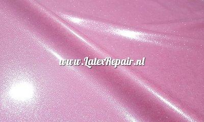 pink rose roze glitter latex