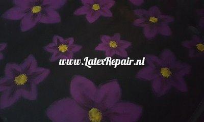Exclusief latex met natuurlijke bloemen