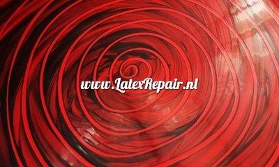 Draaikolk whirlpool latex stof sheet fabric