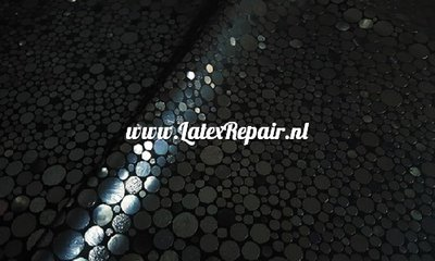 Latex met bubbel structuur 3d sheet latex