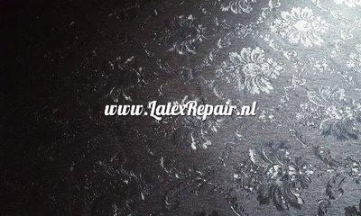 latex sheet met barok 3d relief structuur sheet om zelf latex kleding te plakken