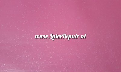 Glitter latex effect sheet rosa roze pink