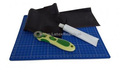Latex starter kit om zelf latex kleding te leren maken workshop
