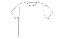 Makkelijk en eenvoudig patroon voor een latex tshirt