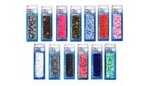 Gekleurde drukknopen Color Snaps van Prym Kunststof