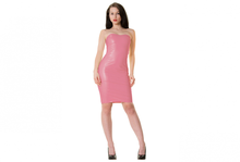 Oud roze pink rose latex